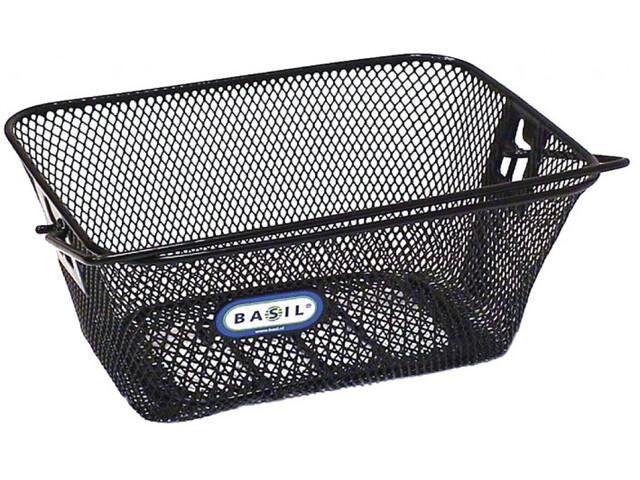 Basil Tigre Bike Basket Children closely black